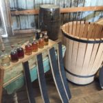 MB Roland Shine, Whiskey, Barrel, and Charred Staves